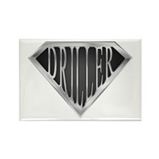 SuperDriller(metal) Rectangle Magnet