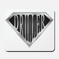 SuperDriller(metal) Mousepad