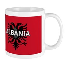 Albanian Flag Extra Mug