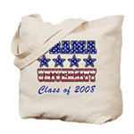 Obama University Class of 2008 Tote Bag