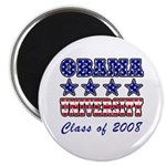 Obama University Class of 2008 Magnet