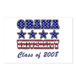 Obama University Class of 2008 Postcards (Package