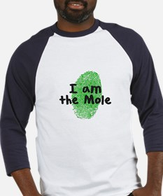 Mole Fingerprint Baseball Jersey