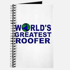 World's Greatest Roofer Journal