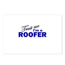 Trust Me I'm a Roofer Postcards (Package of 8)