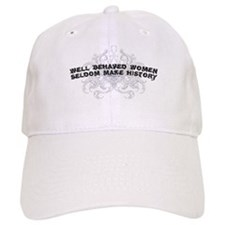 Well Behaved Women 2 Baseball Cap