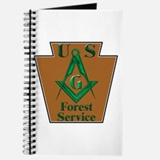 Forest Service Mason Journal