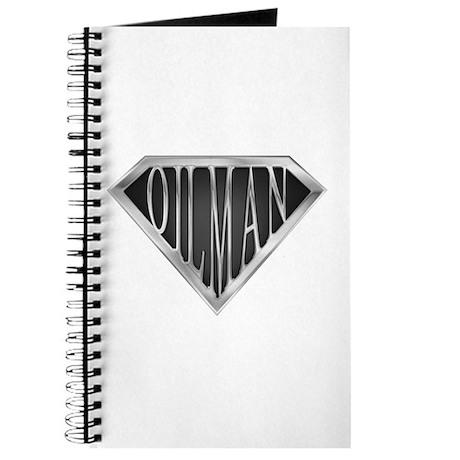 SuperOilman(metal) Journal
