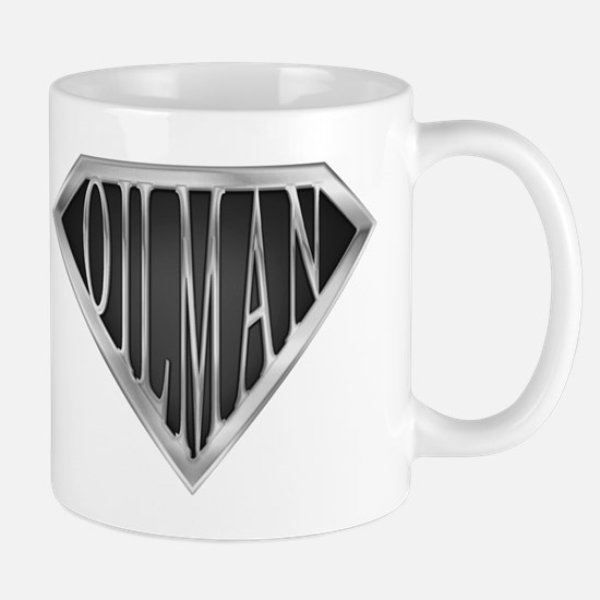 SuperOilman(metal) Mug