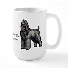 Bouvier Rescue Mug