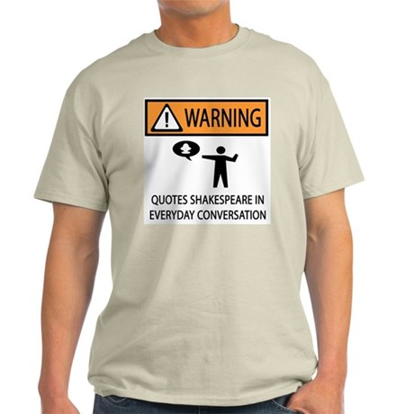 Quotes Light T-Shirt