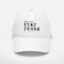 Forever Young/Bob Dylan Baseball Baseball Cap