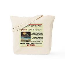 born in 1967 birthday gift Tote Bag