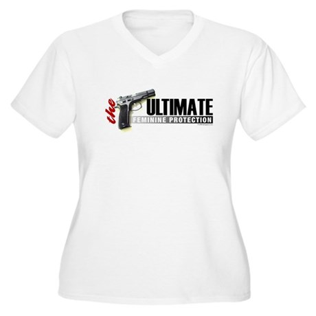 The Ultimate Feminine Protection Women's Plus Size