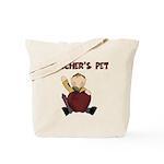 Teacher's Pet Tote Bag
