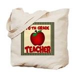 10th grade teacher Tote Bag