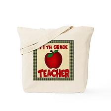 11th grade teacher Tote Bag