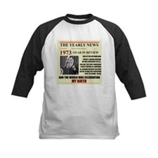 born in 1973 birthday gift Tee