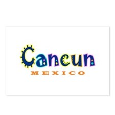 Cancun - Postcards (Package of 8)