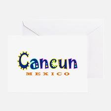 Cancun - Greeting Card