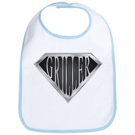 SuperGriller(metal) Bib