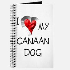 Canaan Dog Journal