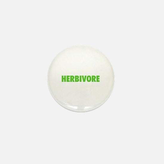 Herbivore Mini Button