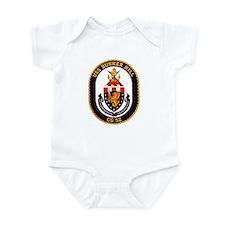 USS Bunker Hill CG-52 Infant Bodysuit