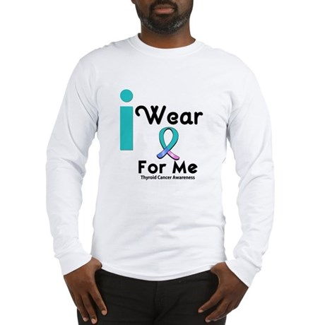 Thyroid Cancer Long Sleeve T-Shirt