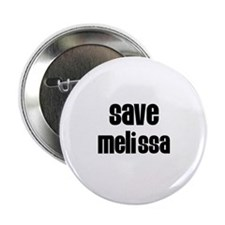 "Save Melissa 2.25"" Button (10 pack)"