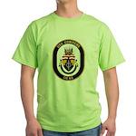 USS Cowpens CG-63 Green T-Shirt