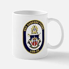 USS Harpers Ferry LSD-49 Mug