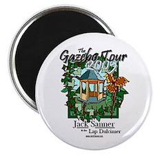 Gazebo Tour Official Magnet