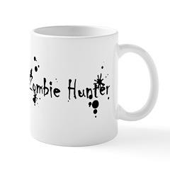 Zombie Hunter Splatters Mug