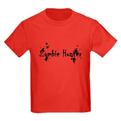 Zombie Hunter Splatters T
