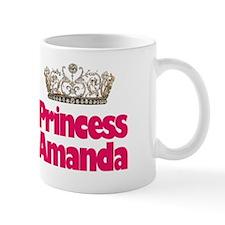 Princess Amanda Mug