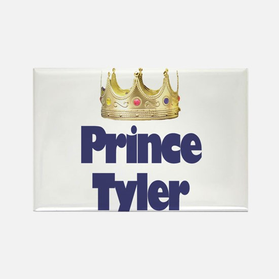 Prince Tyler Rectangle Magnet