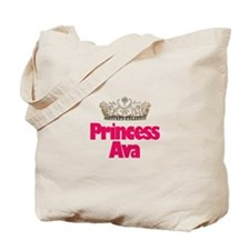 Princess Ava Tote Bag