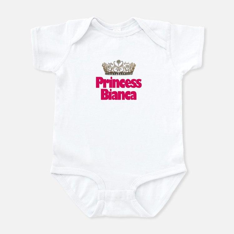 Princess Bianca Infant Bodysuit