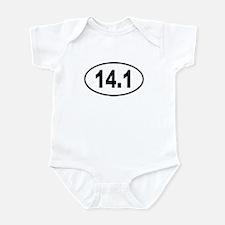 14.1 Infant Bodysuit