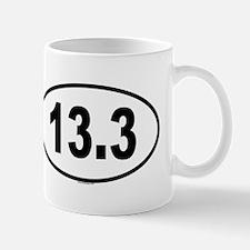 13.3 Mug