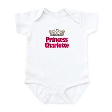 Princess Charlotte Onesie