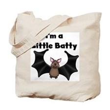 Batty Halloween Tote Bag