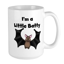 Batty Halloween Mug
