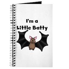 Batty Halloween Journal