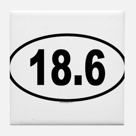 18.6 Tile Coaster