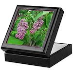 Summer Lilacs Keepsake Box
