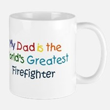 Greatest Firefighter Mug