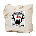 Hacket Family Crest Tote Bag