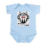 Hacket Family Crest Infant Creeper